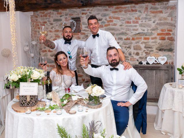 Il matrimonio di Natasha e Marco a Roppolo, Biella 46
