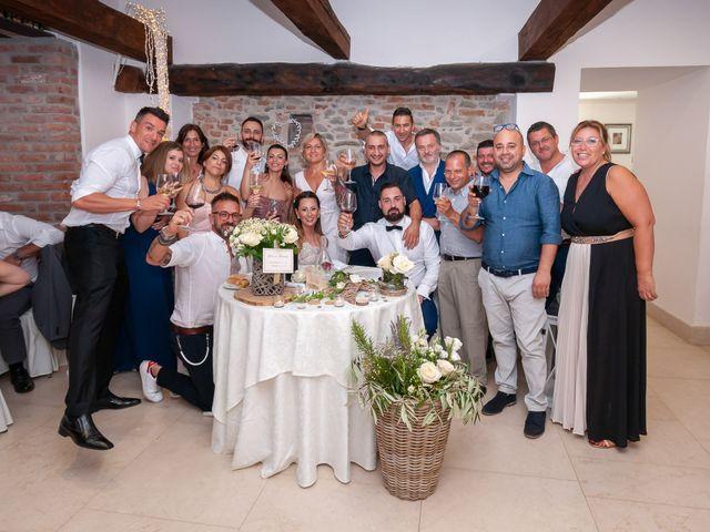 Il matrimonio di Natasha e Marco a Roppolo, Biella 47