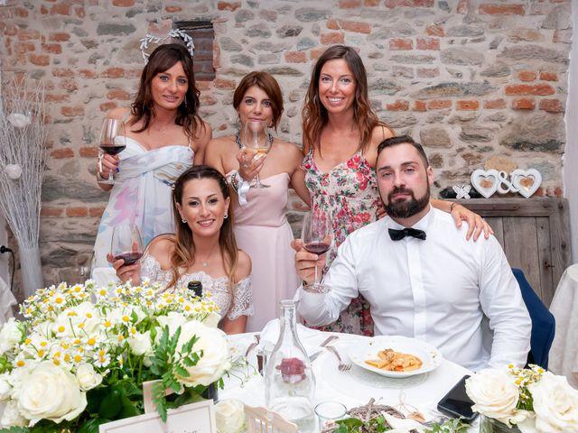 Il matrimonio di Natasha e Marco a Roppolo, Biella 48