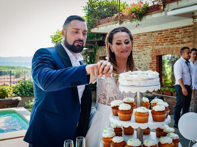 Il matrimonio di Natasha e Marco a Roppolo, Biella 52