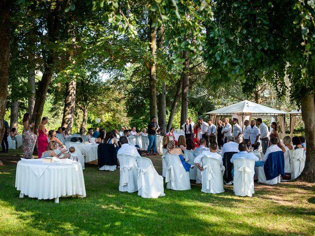 Il matrimonio di Natasha e Marco a Roppolo, Biella 57