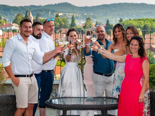 Il matrimonio di Natasha e Marco a Roppolo, Biella 65