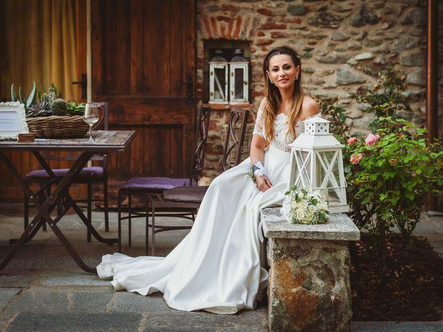 Il matrimonio di Natasha e Marco a Roppolo, Biella 66