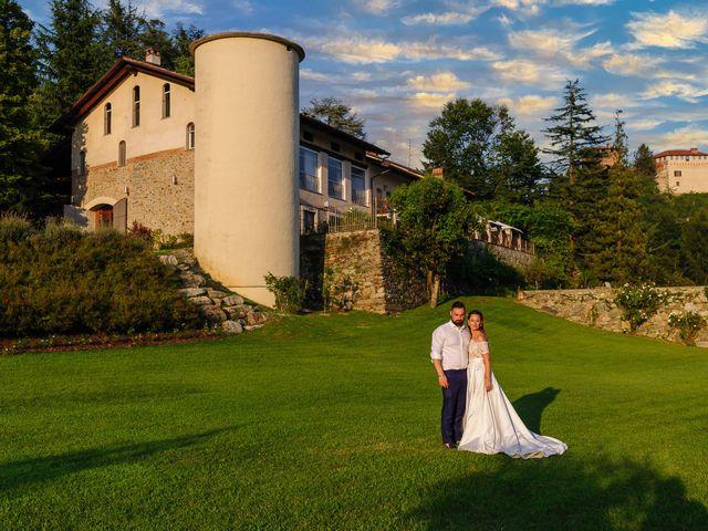 Il matrimonio di Natasha e Marco a Roppolo, Biella 68