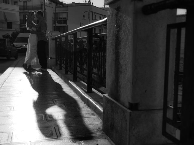 Il matrimonio di Lorenzo e Karen a Martina Franca, Taranto 3