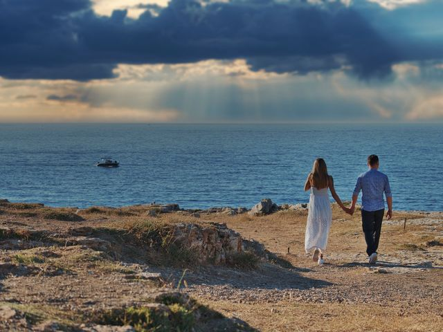 Il matrimonio di Lorenzo e Karen a Martina Franca, Taranto 1