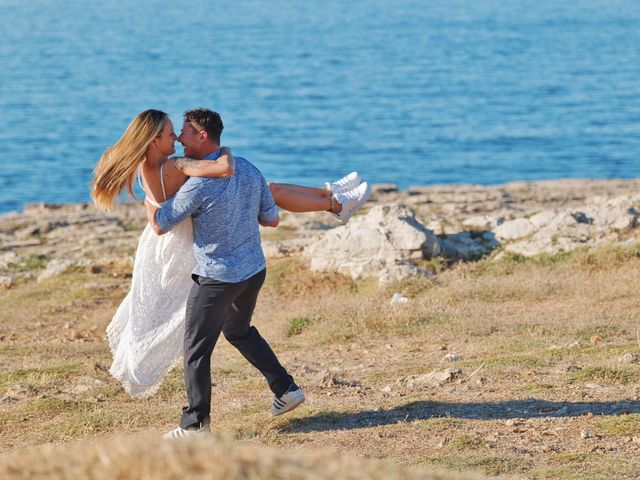 Il matrimonio di Lorenzo e Karen a Martina Franca, Taranto 5