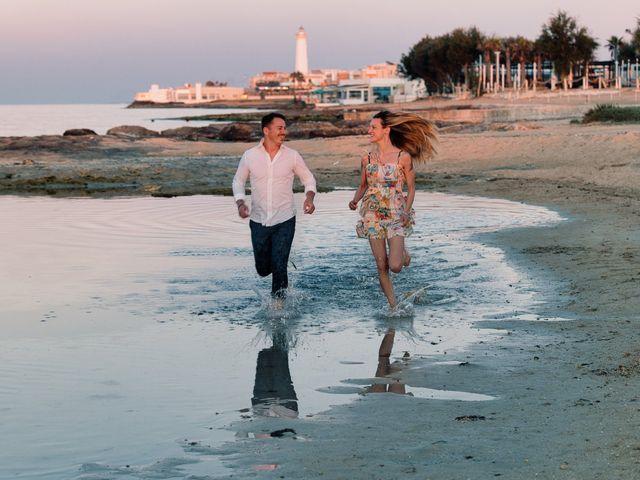 Il matrimonio di Lorenzo e Karen a Martina Franca, Taranto 10