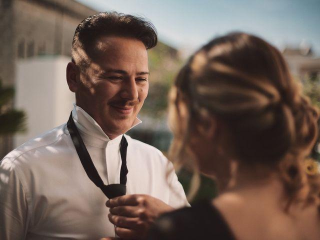 Il matrimonio di Lorenzo e Karen a Martina Franca, Taranto 15