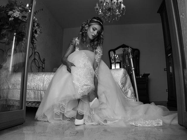 Il matrimonio di Lorenzo e Karen a Martina Franca, Taranto 2