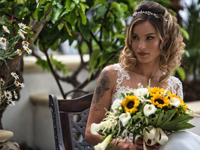 Il matrimonio di Lorenzo e Karen a Martina Franca, Taranto 25