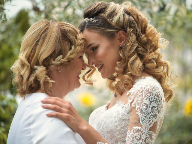Il matrimonio di Lorenzo e Karen a Martina Franca, Taranto 27
