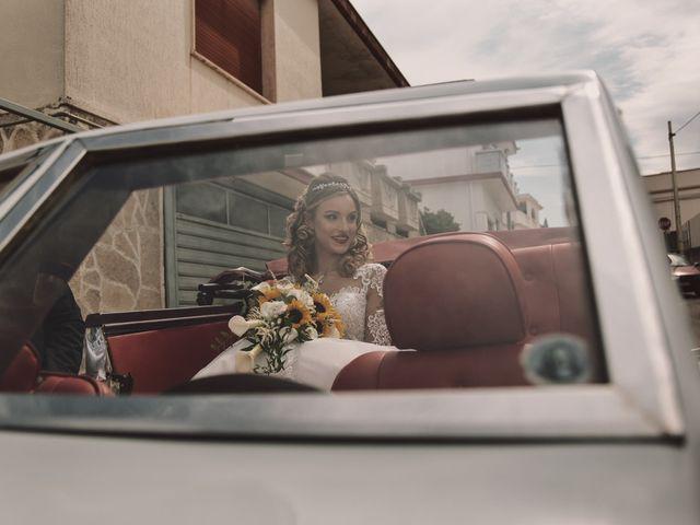 Il matrimonio di Lorenzo e Karen a Martina Franca, Taranto 28