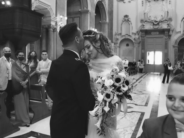Il matrimonio di Lorenzo e Karen a Martina Franca, Taranto 30