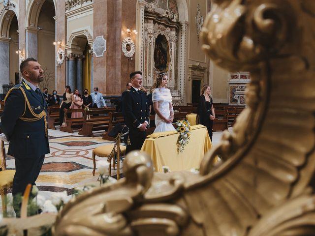 Il matrimonio di Lorenzo e Karen a Martina Franca, Taranto 31