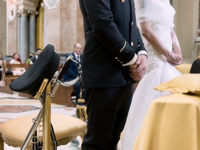 Il matrimonio di Lorenzo e Karen a Martina Franca, Taranto 33