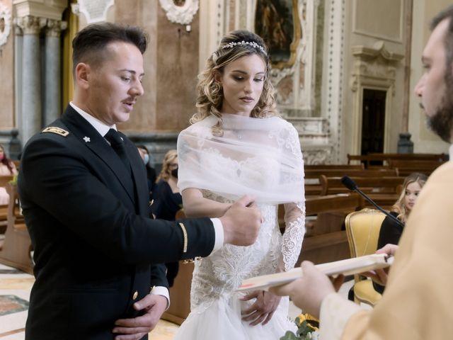 Il matrimonio di Lorenzo e Karen a Martina Franca, Taranto 37