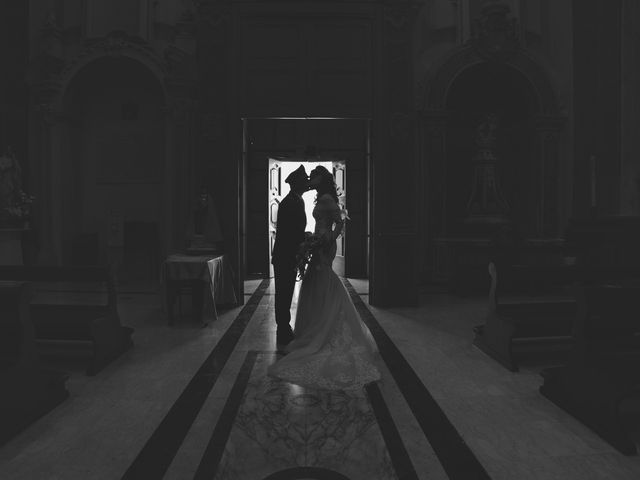Il matrimonio di Lorenzo e Karen a Martina Franca, Taranto 40