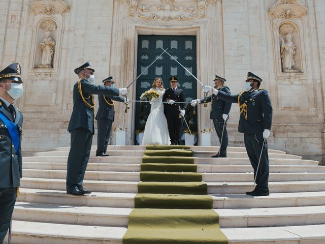 Il matrimonio di Lorenzo e Karen a Martina Franca, Taranto 41
