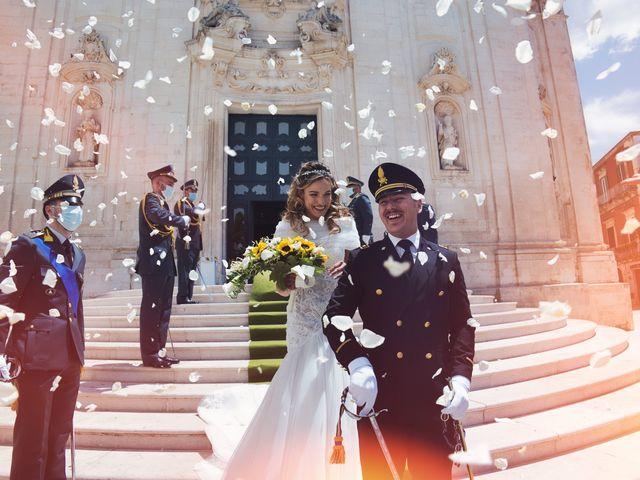 Il matrimonio di Lorenzo e Karen a Martina Franca, Taranto 42