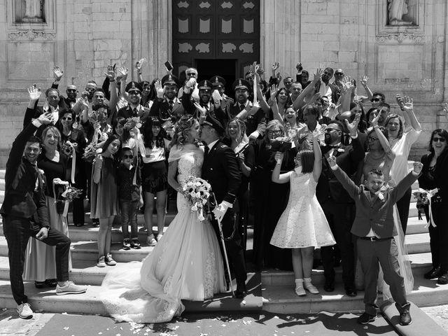 Il matrimonio di Lorenzo e Karen a Martina Franca, Taranto 43