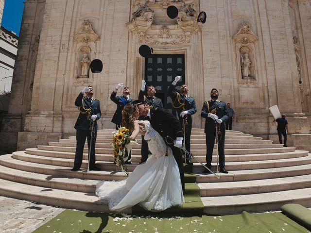 Il matrimonio di Lorenzo e Karen a Martina Franca, Taranto 44
