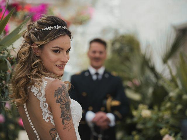 Il matrimonio di Lorenzo e Karen a Martina Franca, Taranto 45