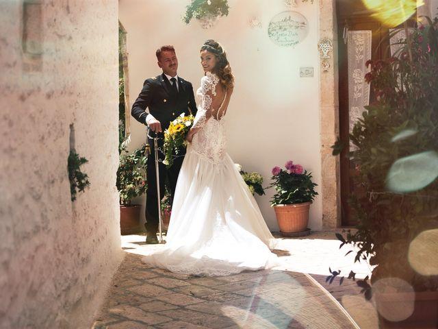 Il matrimonio di Lorenzo e Karen a Martina Franca, Taranto 47