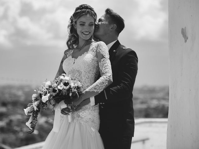 Il matrimonio di Lorenzo e Karen a Martina Franca, Taranto 49
