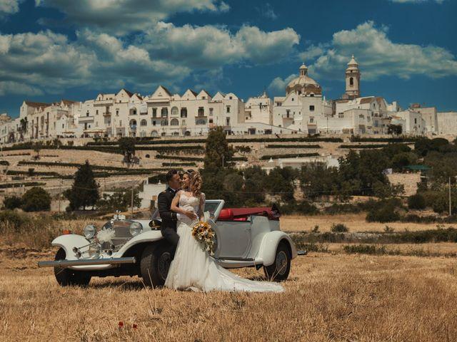 Il matrimonio di Lorenzo e Karen a Martina Franca, Taranto 50