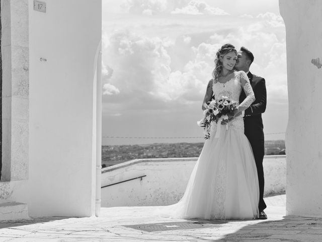 Il matrimonio di Lorenzo e Karen a Martina Franca, Taranto 53