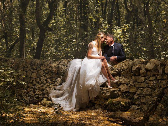 Il matrimonio di Lorenzo e Karen a Martina Franca, Taranto 54