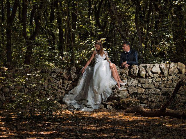 Il matrimonio di Lorenzo e Karen a Martina Franca, Taranto 56