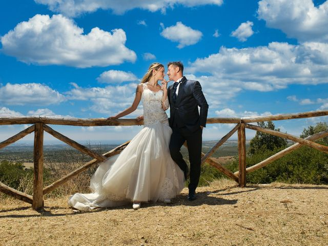 Il matrimonio di Lorenzo e Karen a Martina Franca, Taranto 58