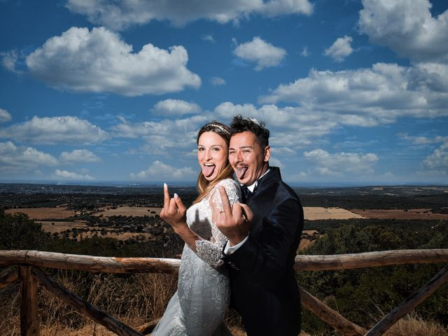 Il matrimonio di Lorenzo e Karen a Martina Franca, Taranto 59