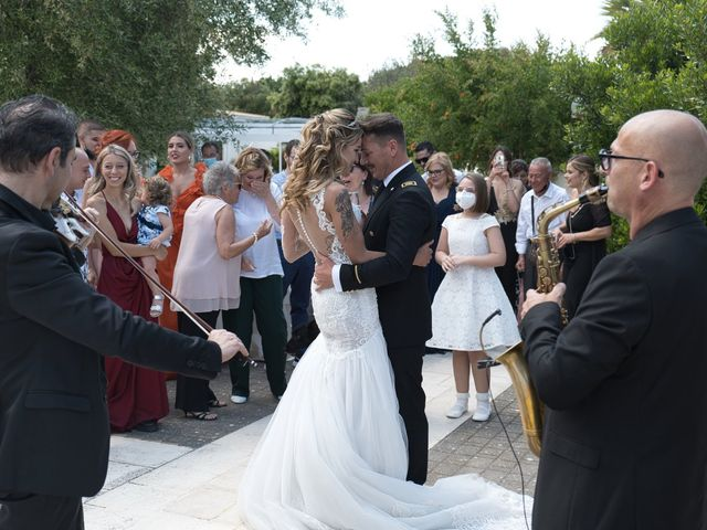 Il matrimonio di Lorenzo e Karen a Martina Franca, Taranto 63