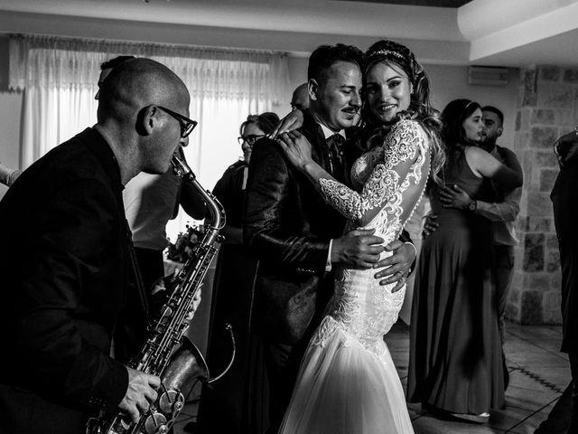 Il matrimonio di Lorenzo e Karen a Martina Franca, Taranto 71