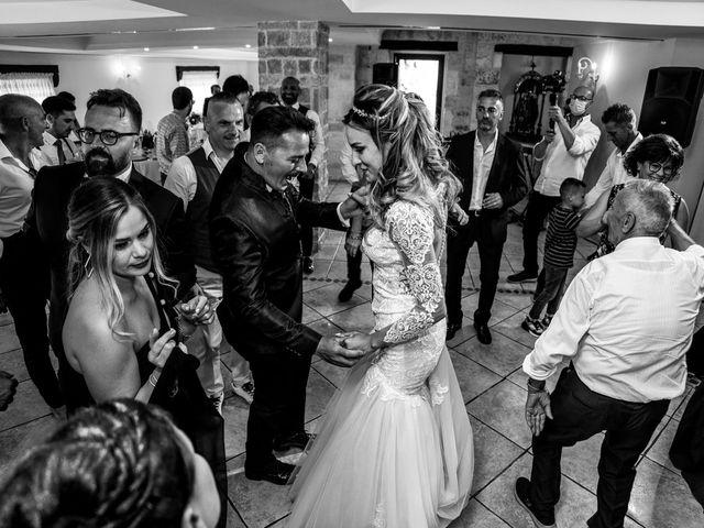 Il matrimonio di Lorenzo e Karen a Martina Franca, Taranto 72
