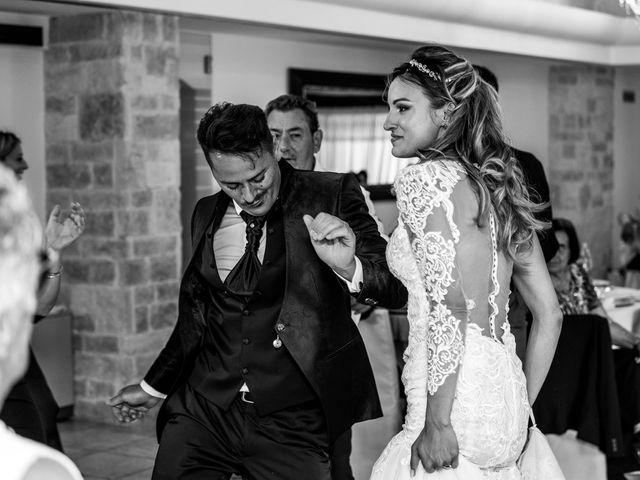 Il matrimonio di Lorenzo e Karen a Martina Franca, Taranto 73