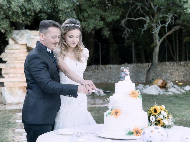 Il matrimonio di Lorenzo e Karen a Martina Franca, Taranto 74