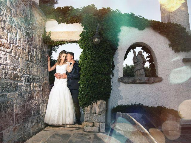 Il matrimonio di Lorenzo e Karen a Martina Franca, Taranto 76