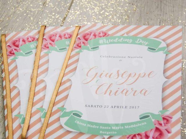 Il matrimonio di Giuseppe e Chiara a Borgetto, Palermo 8