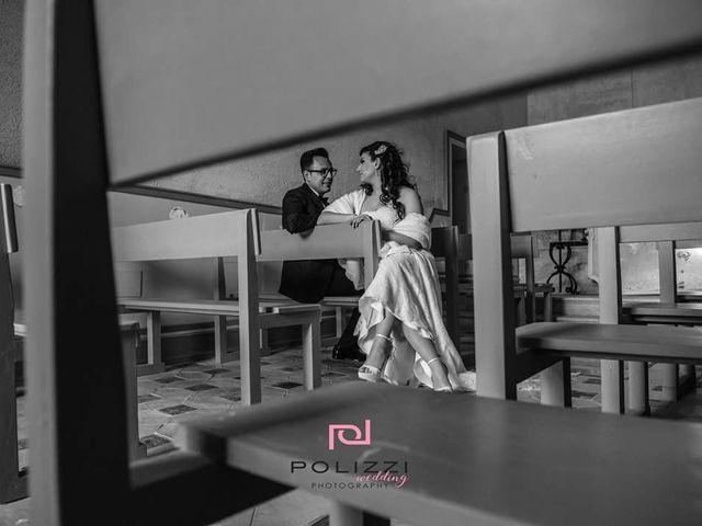 Il matrimonio di Giuseppe e Chiara a Borgetto, Palermo 2