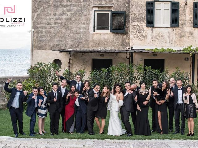 Il matrimonio di Giuseppe e Chiara a Borgetto, Palermo 14