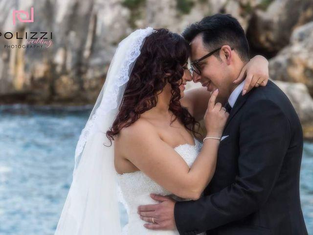 Il matrimonio di Giuseppe e Chiara a Borgetto, Palermo 15