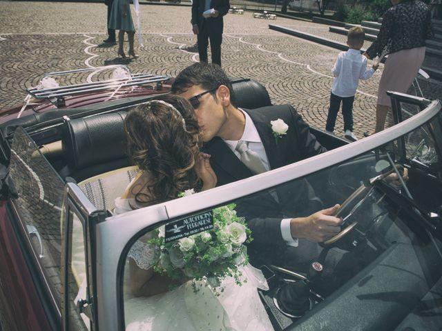 Il matrimonio di Massimo e Federica a Cesena, Forlì-Cesena 11
