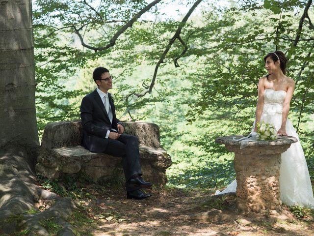 Il matrimonio di Massimo e Federica a Cesena, Forlì-Cesena 1