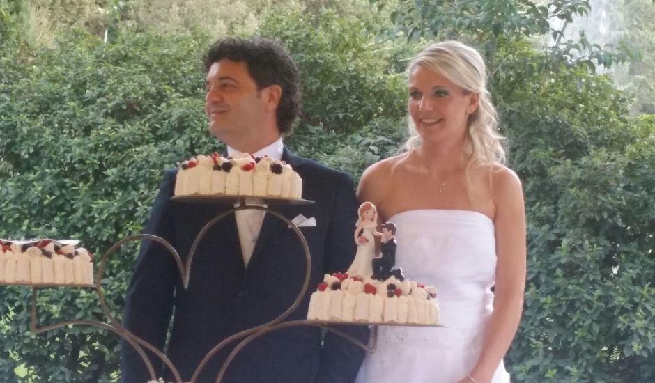 Il matrimonio di Alessandro e ELlisa a Bussolengo, Verona