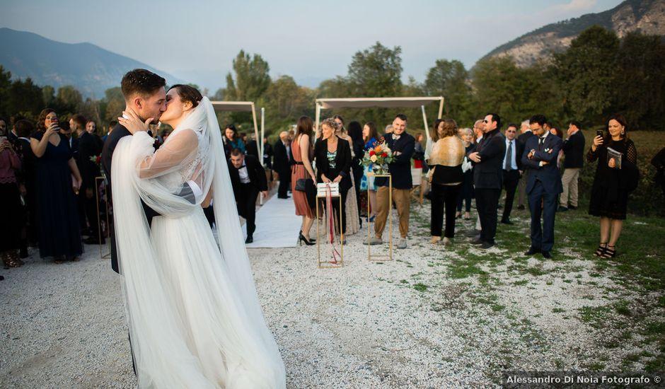 Il matrimonio di Paolo e Chiara a Provaglio d'Iseo, Brescia
