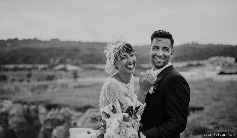 Il matrimonio di Giovanni e Rosa a Campi Salentina, Lecce